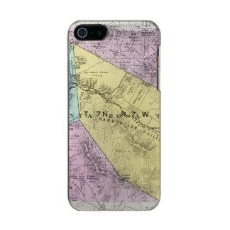Sonoma County, California 4 Metallic iPhone SE/5/5s Case