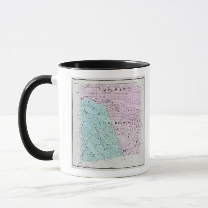 Sonoma County, California 6 Mug