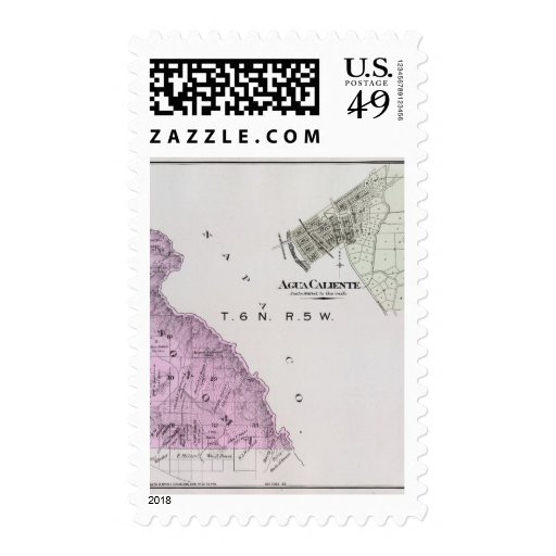 Sonoma County, California 6 Postage Stamp