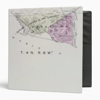 Sonoma County, California 9 3 Ring Binder