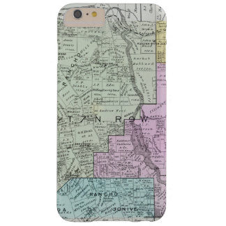 Sonoma County, California Barely There iPhone 6 Plus Case