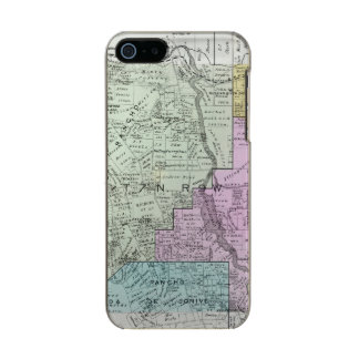 Sonoma County, California Metallic iPhone SE/5/5s Case