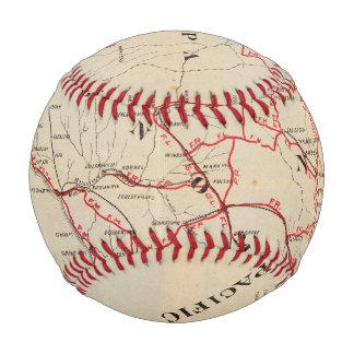 Sonoma, Marin, Lake, and Napa Counties Baseballs