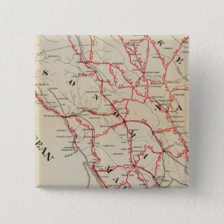 Sonoma, Marin, Lake, and Napa Counties Button
