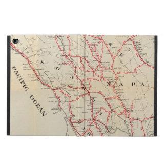 Sonoma, Marin, Lake, and Napa Counties Powis iPad Air 2 Case