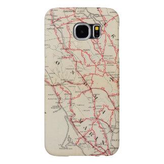 Sonoma, Marin, Lake, and Napa Counties Samsung Galaxy S6 Cases