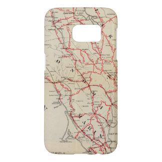 Sonoma, Marin, Lake, and Napa Counties Samsung Galaxy S7 Case
