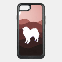 OtterBox Apple iPhone 7 Symmetry Case with Samoyed Phone Cases design