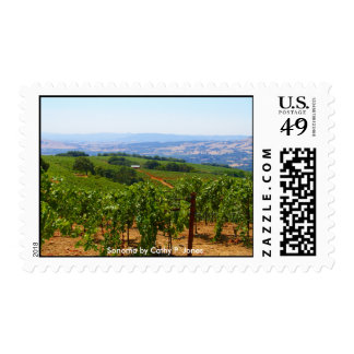 Sonoma Postage Stamps