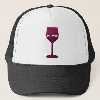 Sonoma wine country hat