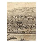 Sonoma y sociedad agrícola del distrito de Marin Postales