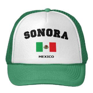 Sonora Block Mesh Hat