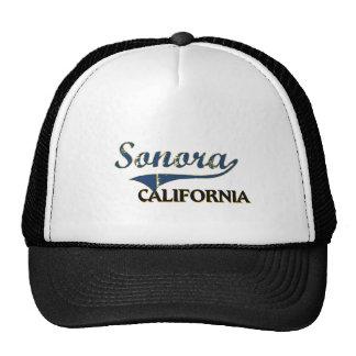 Sonora California City Classic Trucker Hat