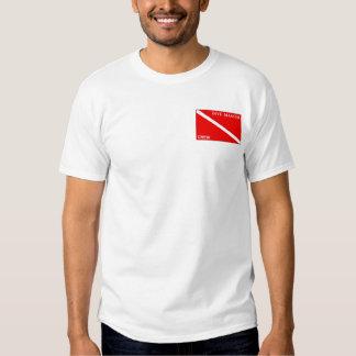 Sonora Diver's-DiveMaster Crew T-shirt