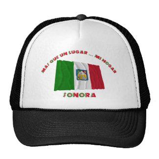 Sonora - Más Que un Lugar ... Mi Hogar Mesh Hat