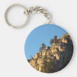 Sonora Pass Key Chain