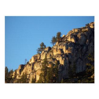 Sonora Pass Postcard