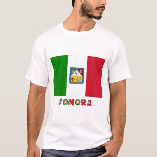 Sonora Unofficial Flag T-Shirt
