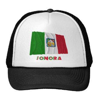 Sonora Waving Unofficial Flag Trucker Hats