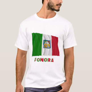 Sonora Waving Unofficial Flag T-Shirt