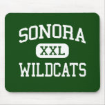 Sonora - Wildcats - High - Sonora California Mouse Mat