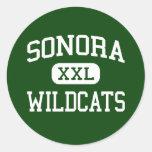 Sonora - Wildcats - High - Sonora California Stickers