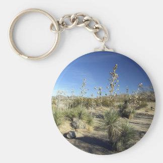 Sonoran Desert scene 01 Keychain