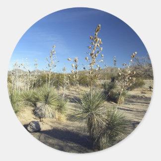 Sonoran Desert scene 01 Sticker