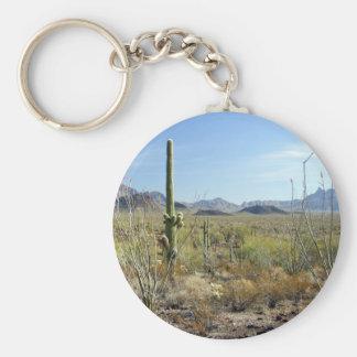 Sonoran Desert scene 09 Keychains