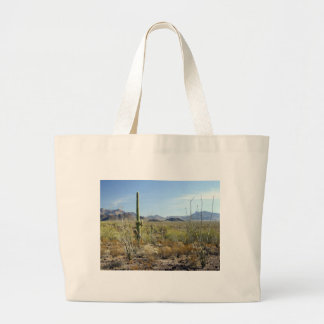 Sonoran Desert scene 09 Large Tote Bag