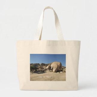 Sonoran Desert scene 10 Large Tote Bag