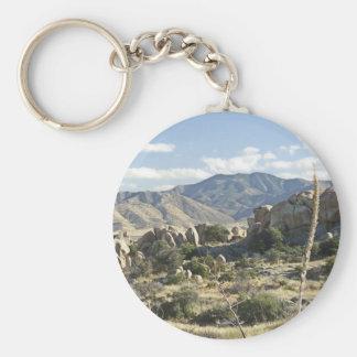 Sonoran Desert scene 12 Keychain