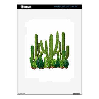 Sonoran Habitat Skin For iPad 3