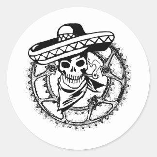 Sonoran Pirates Classic Round Sticker