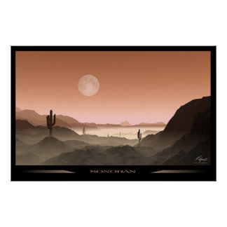 SONORAN POSTER