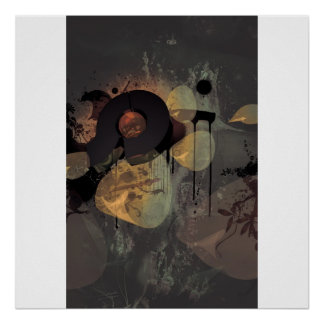 Sonorous Music Canvas XL Poster