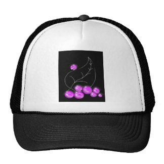 sonreír-uva gorras de camionero