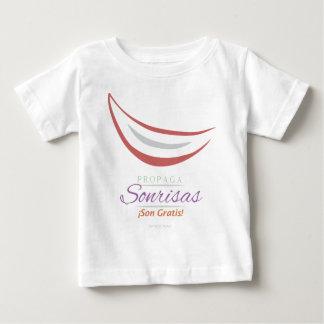 Sonríe! Baby T-Shirt