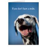 Sonrisa 2 felicitación
