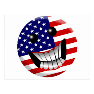 sonrisa americana postal