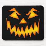 Sonrisa asustadiza de Halloween Alfombrilla De Ratones