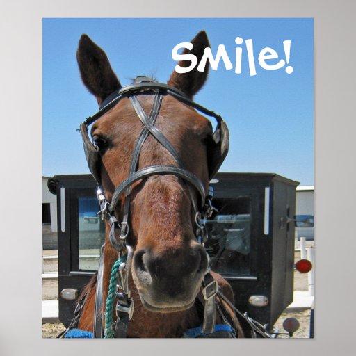 Sonrisa de Amish Impresiones