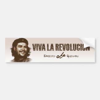 Sonrisa de Che Guevarra Pegatina Para Auto