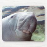 Sonrisa de Dugong Alfombrilla De Raton