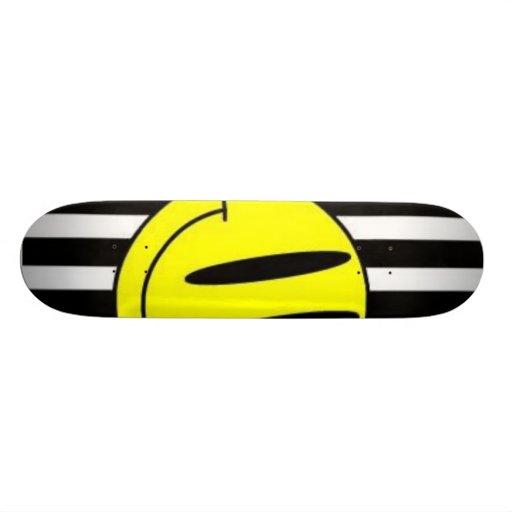 Sonrisa de Emo Tablas De Skate