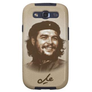 Sonrisa de Ernesto Che Guevara Galaxy S3 Fundas