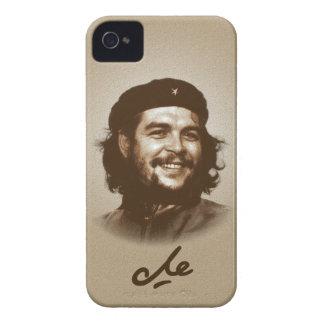 Sonrisa de Ernesto Che Guevara iPhone 4 Case-Mate Carcasas