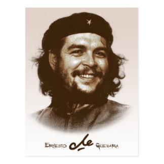 Sonrisa de Ernesto Che Guevara Postal