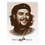 Sonrisa de Ernesto Che Guevara Postales