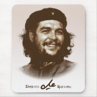 Sonrisa de Ernesto Che Guevara Alfombrilla De Ratones